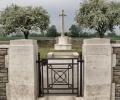 Albuera Cemetery, Bailleul-sire-Berthoult