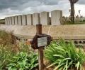 Howarth cross, Cuckoo Passage Cemetery