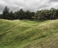 no-mans-land-mine-craters-at-vimy-ridge