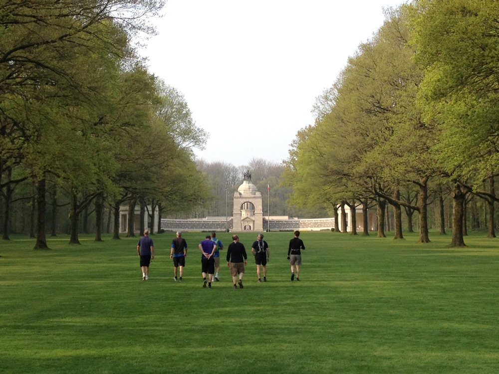 A walk in Delville Wood