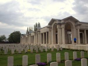 Faubourg-d'Amiens Cemetery & Arras Memorial