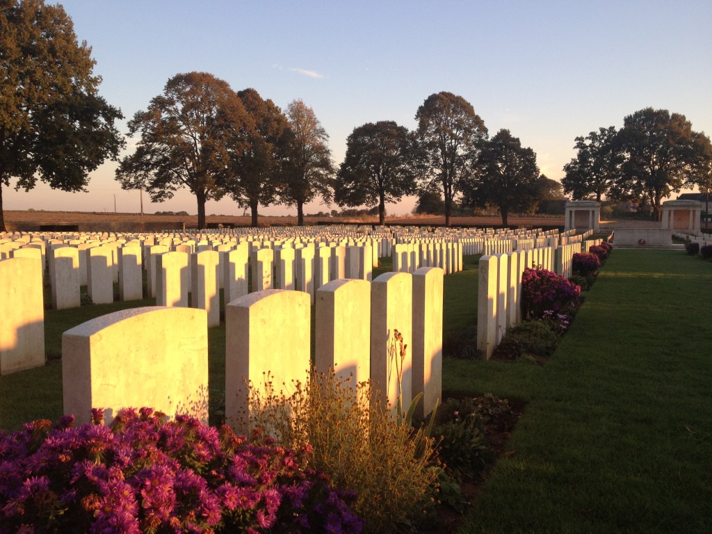 Delville Wood Cemetery, Somme