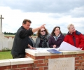 showing-guests-the-battlefield-at-neuville-vitasse-road-cemetery