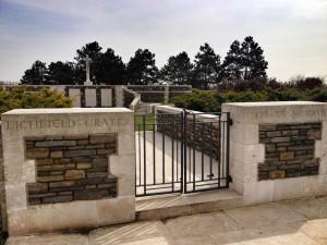 Lichfield Crater Cemetery, Vimy Ridge