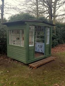 The Fresh Air Hut