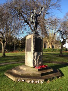 Fishponds War Memorial, Bristol