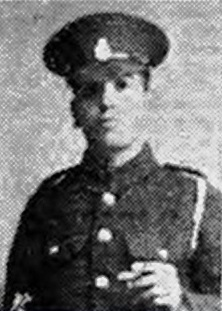 63926 Pte Rhys Griffiths, 106 Field Ambulance RAMC